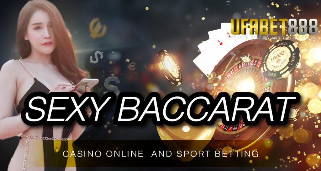 Sexy Baccarat Ufa888 แจกโปรเด็ดไม่อั้น 100%